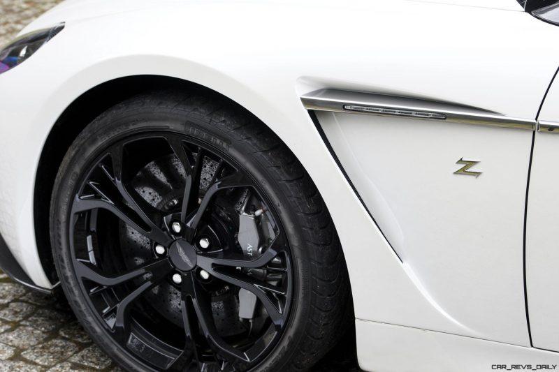Aston Martin V12 Zagato White No Zero 9