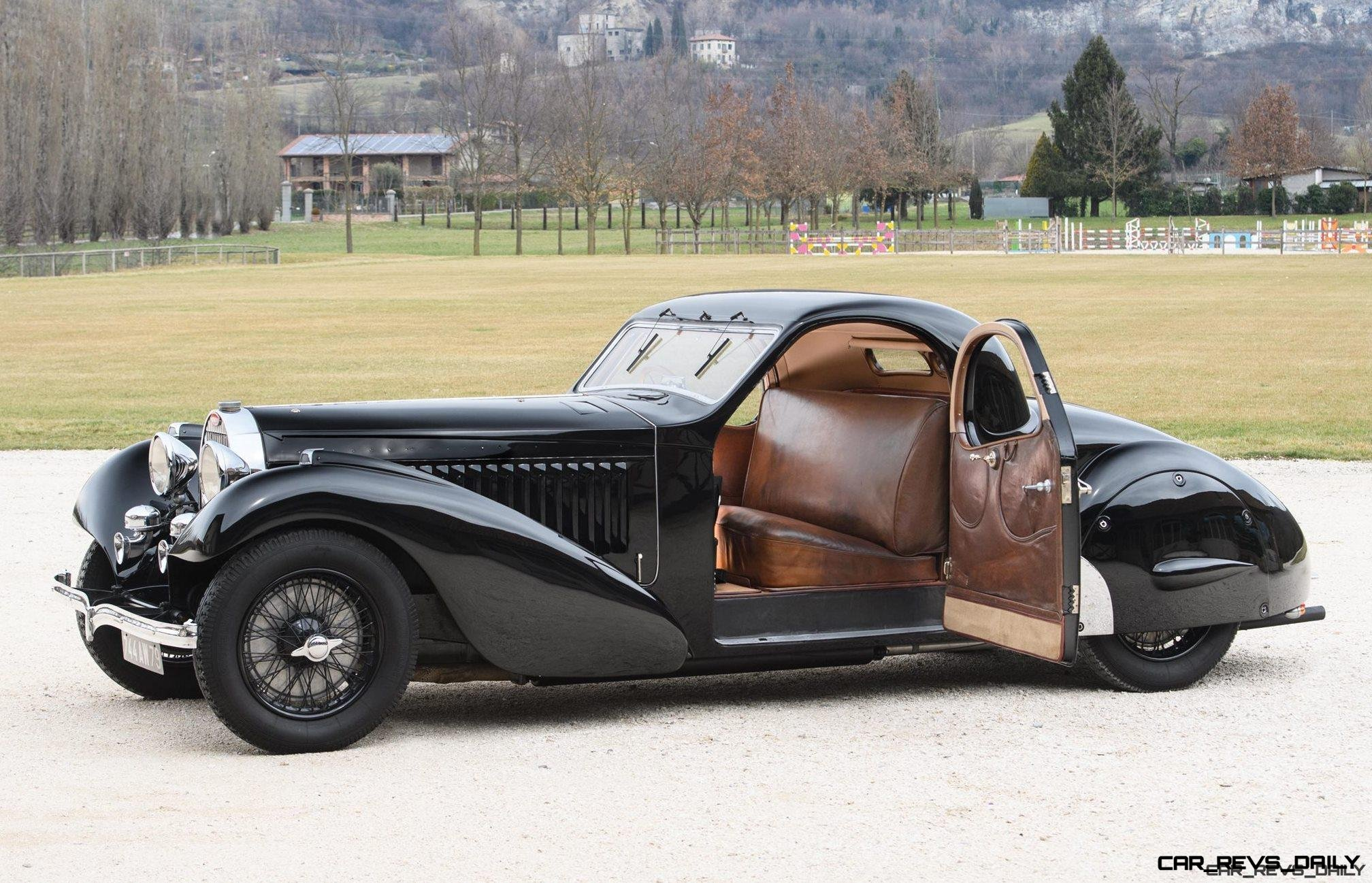 Hall Of Fame 1935 Bugatti Type 57 Atalante Prototype By Carrosserie Bugatti Best Of 2017 Awards Car Revs Daily Com