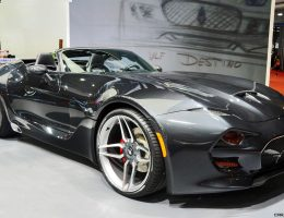 Fisker VLF F1 V10 Roadster Makes 745HP Shanghai Debut