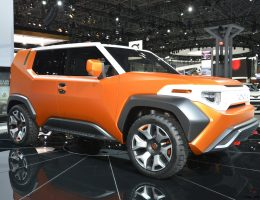 Best of NYIAS – 2017 Toyota FT-4X Concept