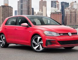 2018 VW Golfs Debut USA Facelift For Six-Strong Model Line