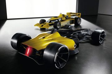 2017 RenaultSport RS2027 Vision – Active-Aero F1 Prototype