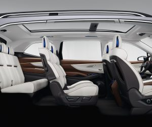 2017 Subaru Ascent Concept Is Jumbo 7 Seater Outback Headed To Showrooms Next Year