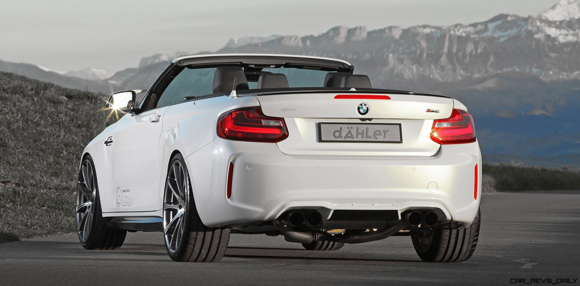 540hp Bmw M2 Clubsport By D Hler Brings S55 M4 Engine Swap