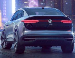 2017 VW ID Crozz Concept – Goofy Preview of Future E-SUV
