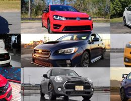 Top 11 Hot Hatchbacks in the USA for 2017
