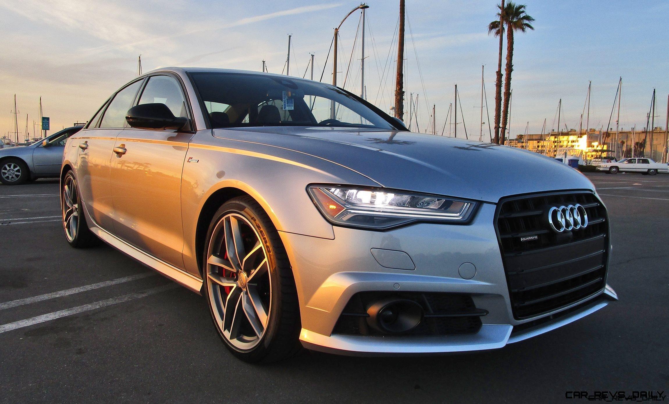 2017 Audi A6 Sedan 3