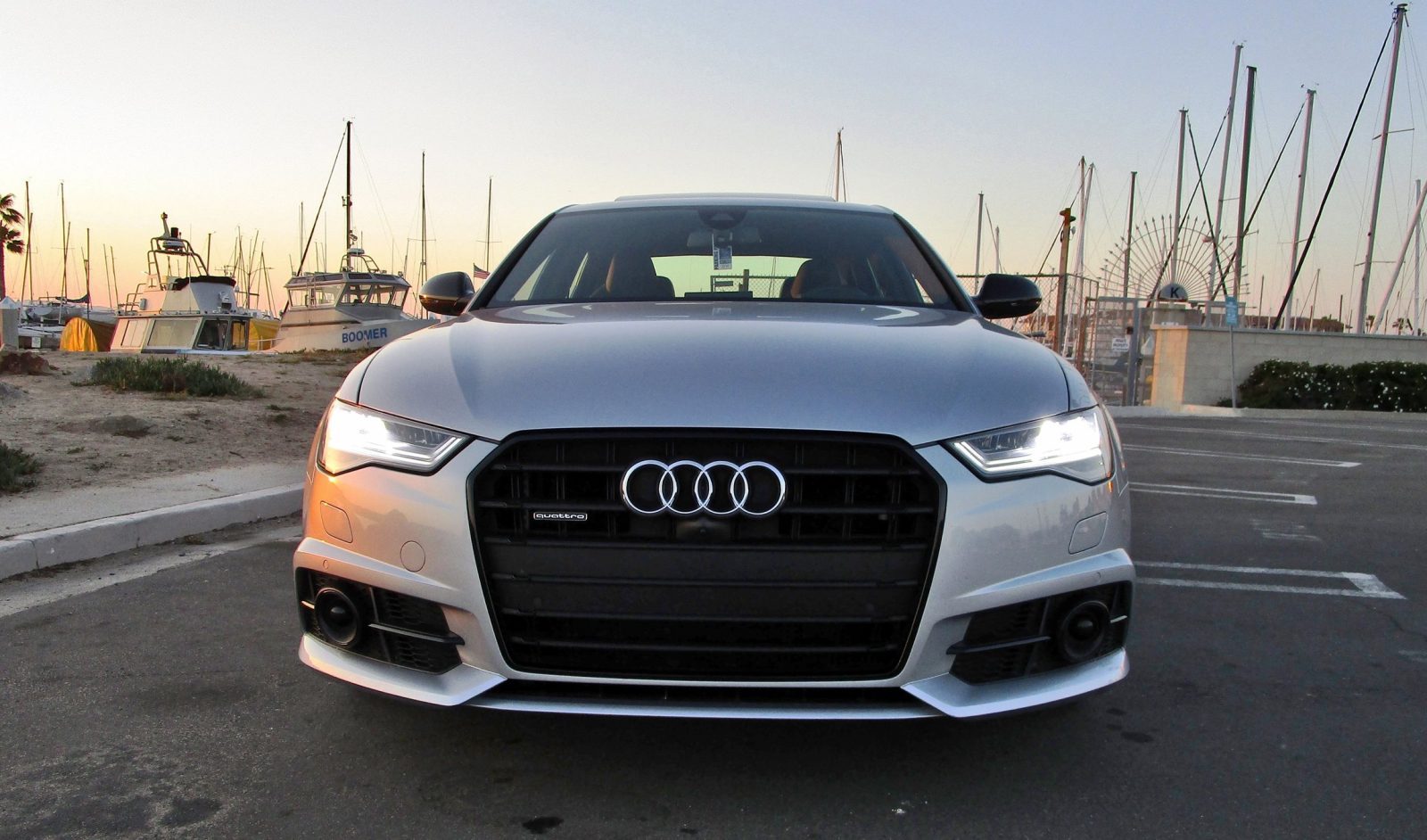 2017 audi a6 3 0t competition quattro road test review by ben lewis. Black Bedroom Furniture Sets. Home Design Ideas