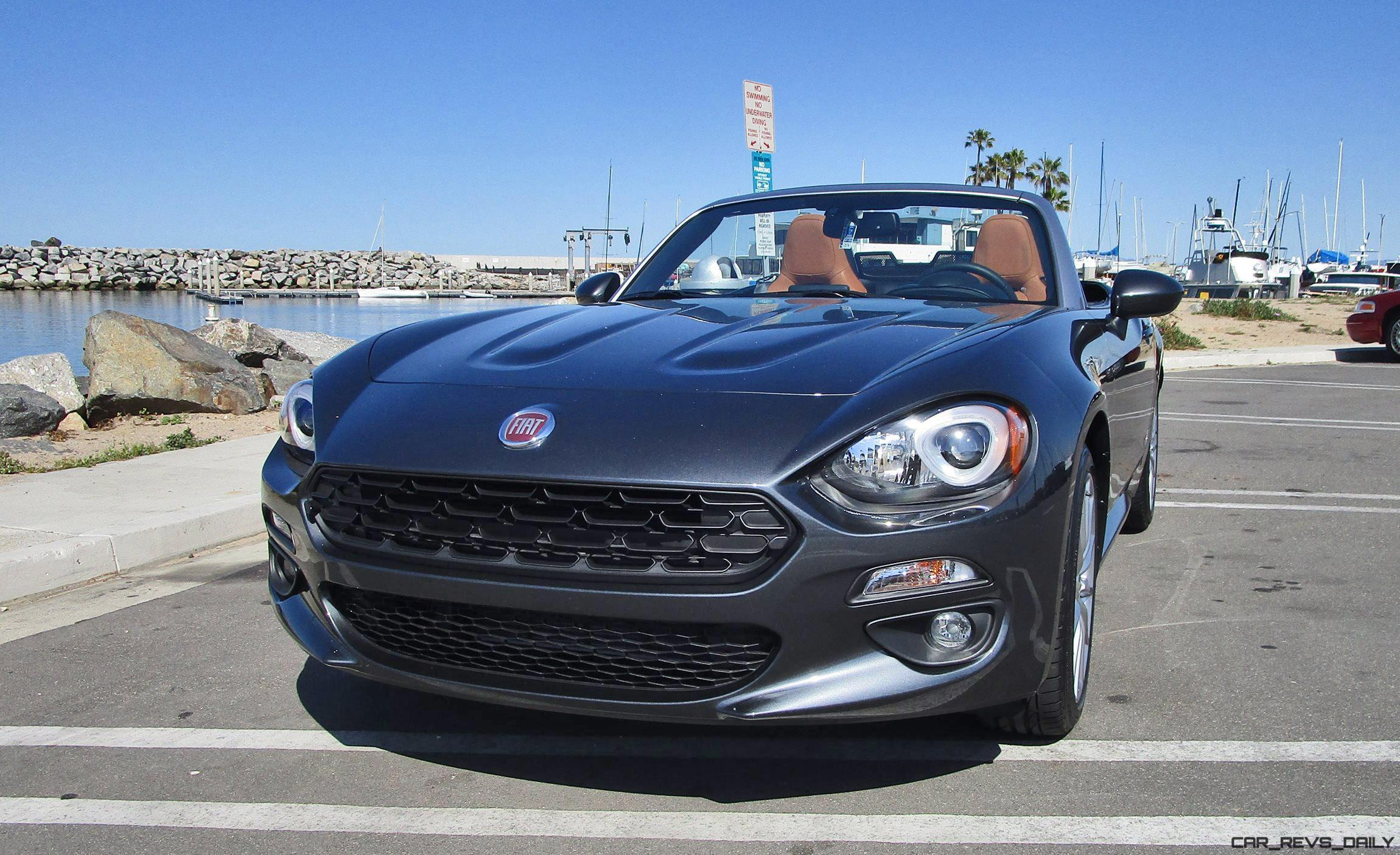 2017 fiat 124 spider road test review by ben lewis. Black Bedroom Furniture Sets. Home Design Ideas