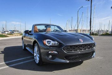 2017 FIAT 124 Spider – Road Test Review – By Ben Lewis