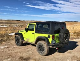 2017 Jeep Wrangler Rubicon Hard Rock – Review By Tim Esterdahl
