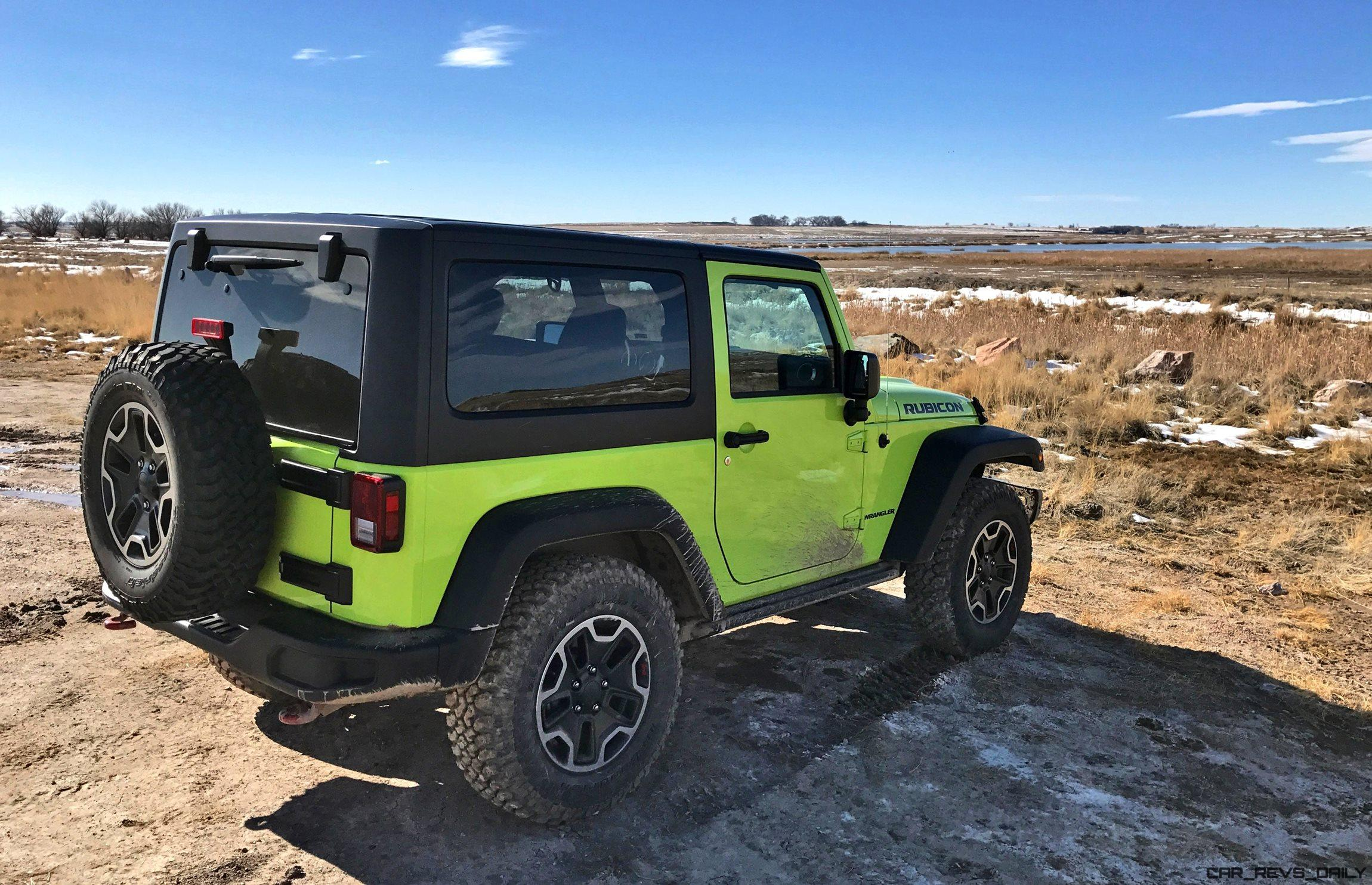 2017 jeep wrangler rubicon hard rock review by tim esterdahl. Black Bedroom Furniture Sets. Home Design Ideas