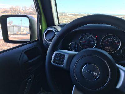 2017 Jeep Wrangler Rubicon Hard Rock 5
