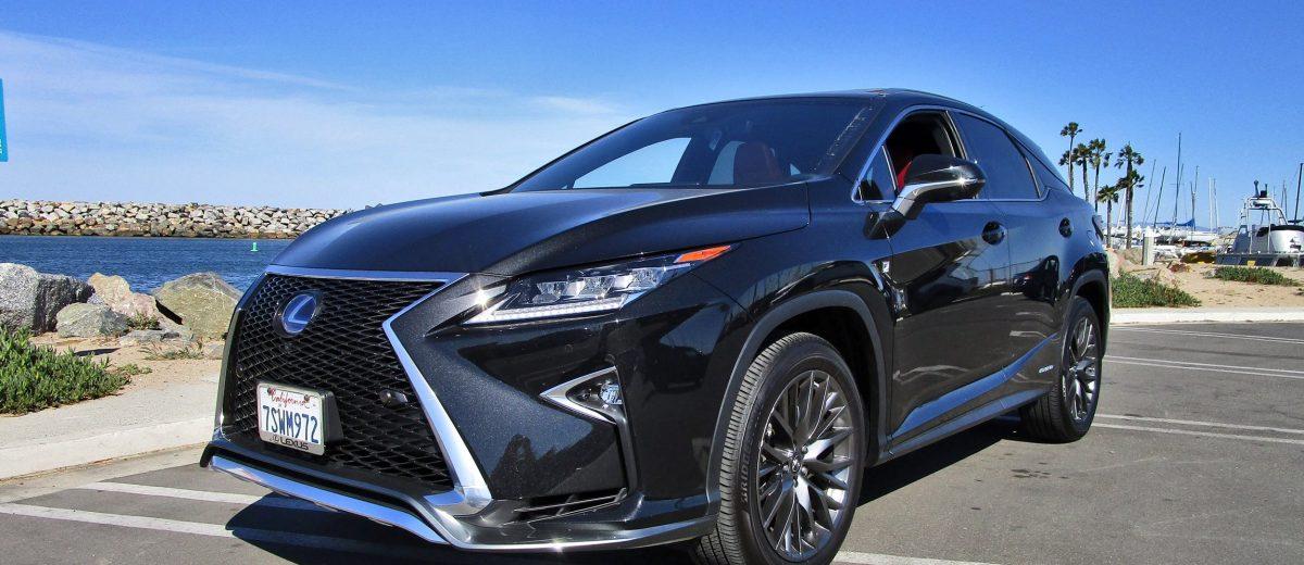 drives drive car rx autos lexus ca test gw