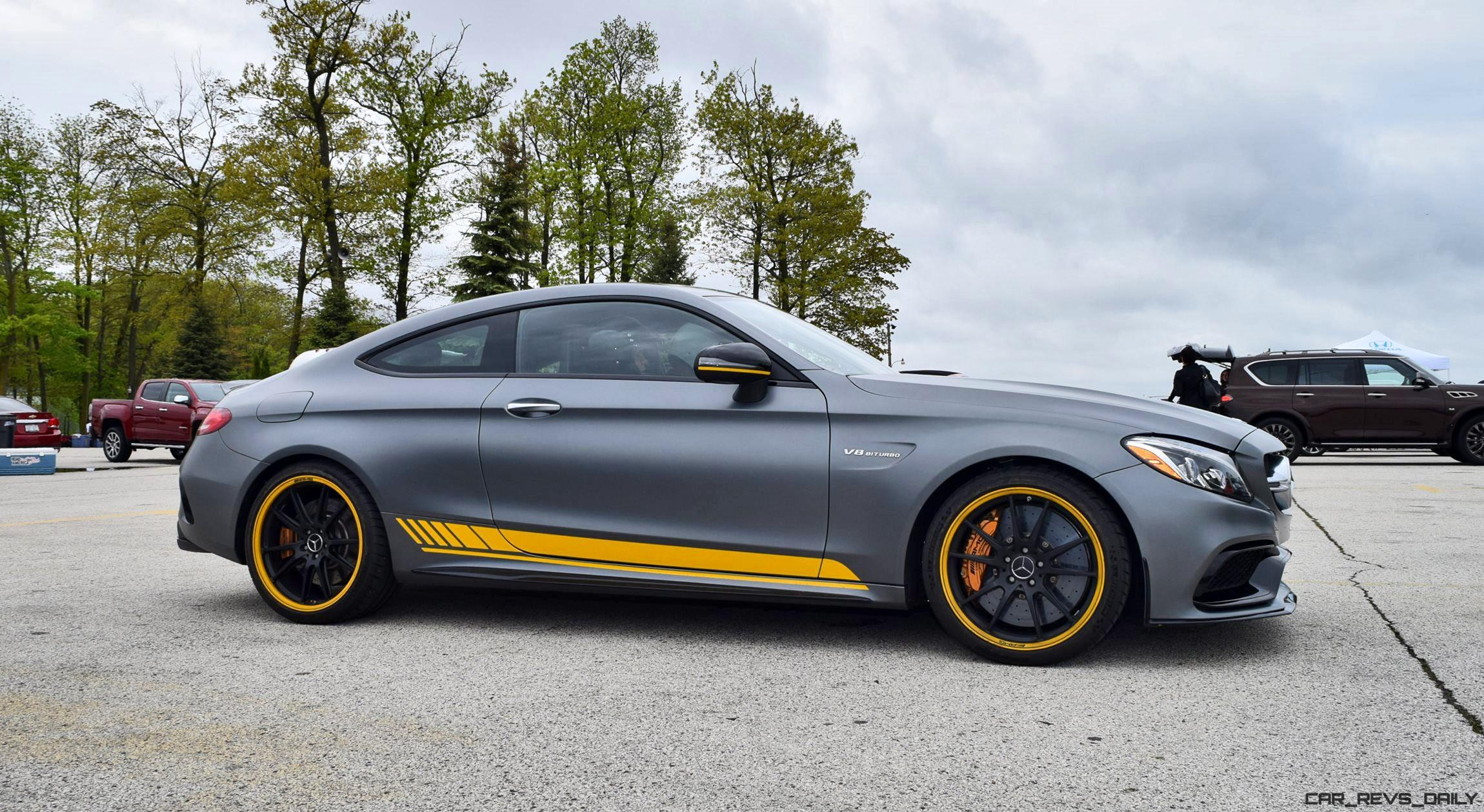 2017 mercedes amg c63 s coupe edition one usa photoset. Black Bedroom Furniture Sets. Home Design Ideas