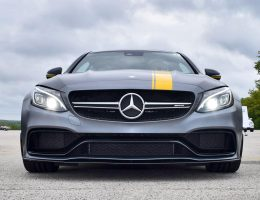 2017 Mercedes-AMG C63-S Coupe – Edition One – USA Photoset