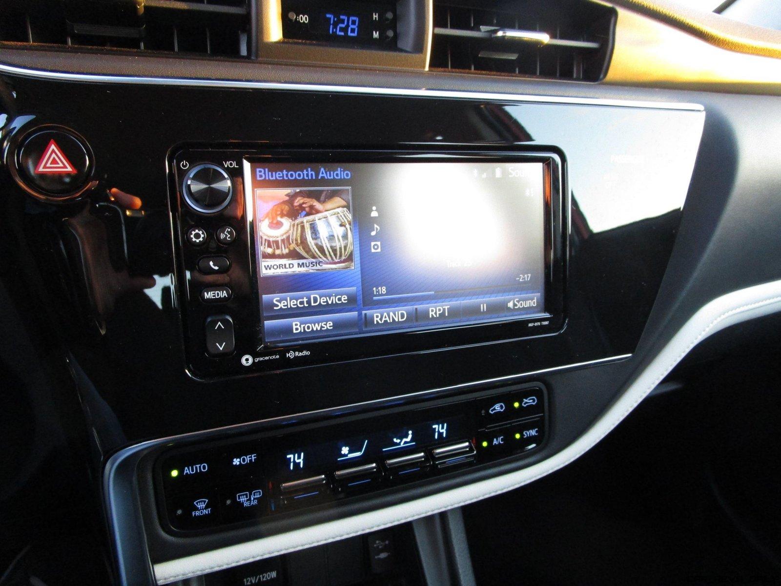 2017 Toyota Corolla Im Interior Photos 20