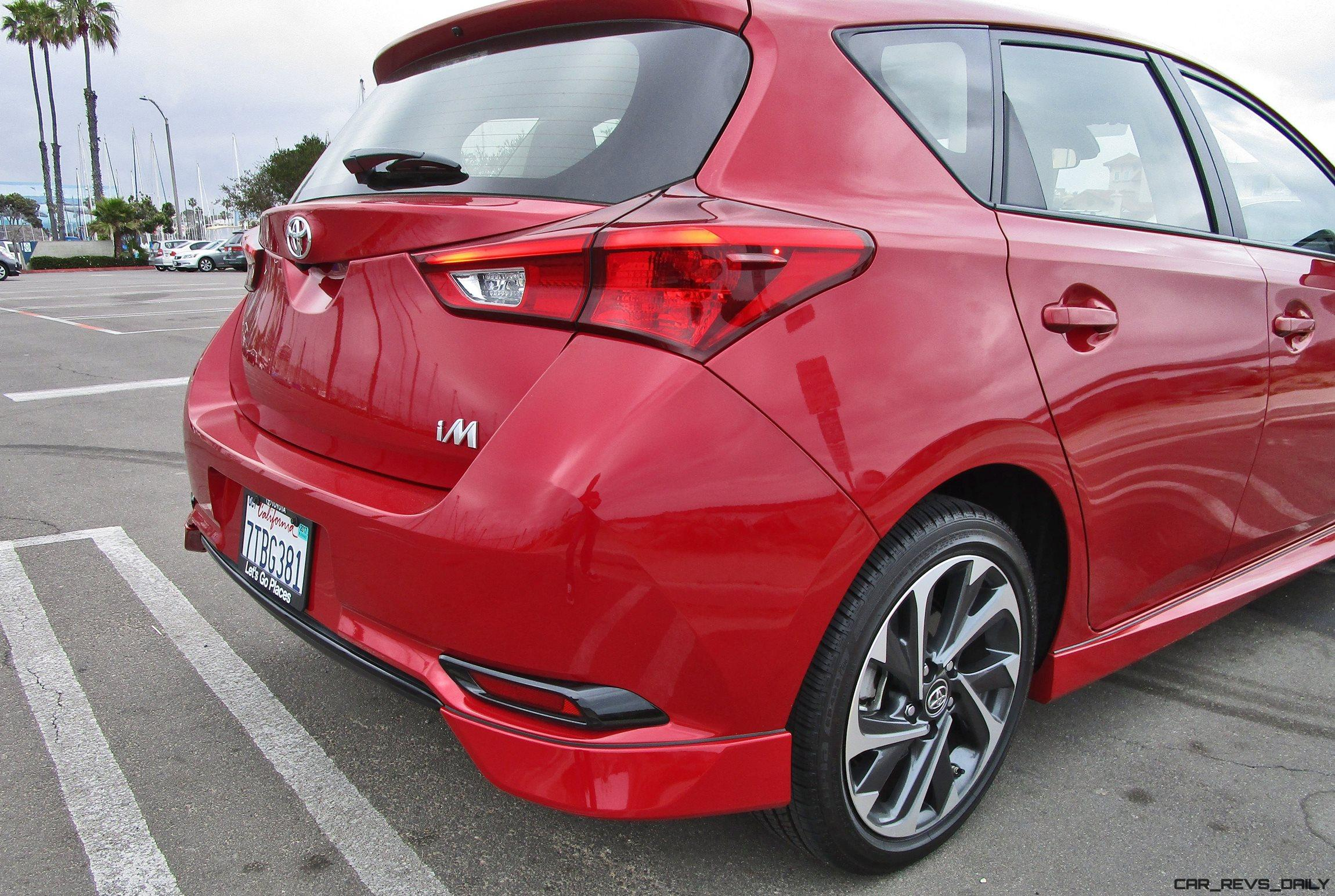 2017 toyota corolla im road test review by ben lewis. Black Bedroom Furniture Sets. Home Design Ideas