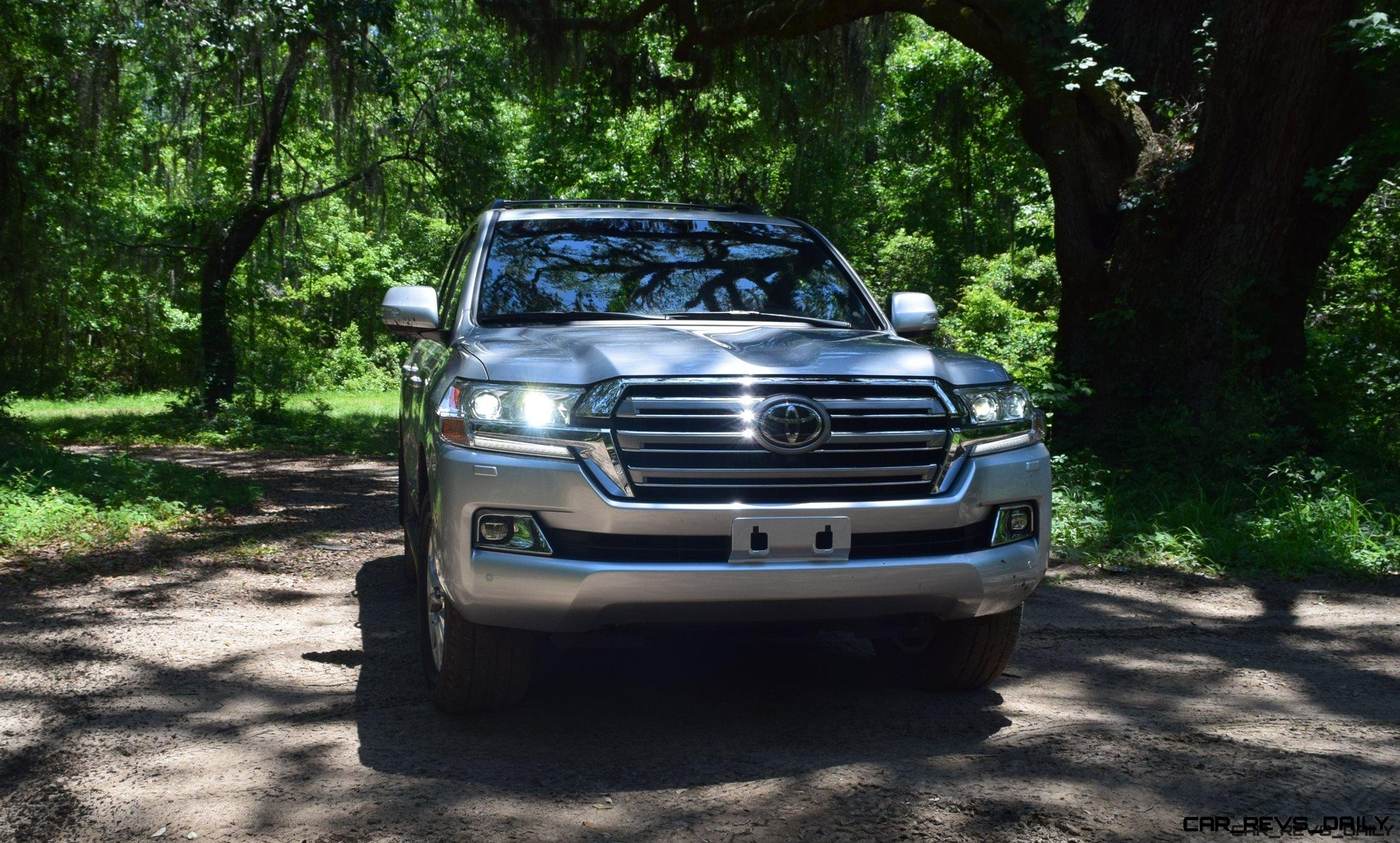 toyota land cruiser review car and driver