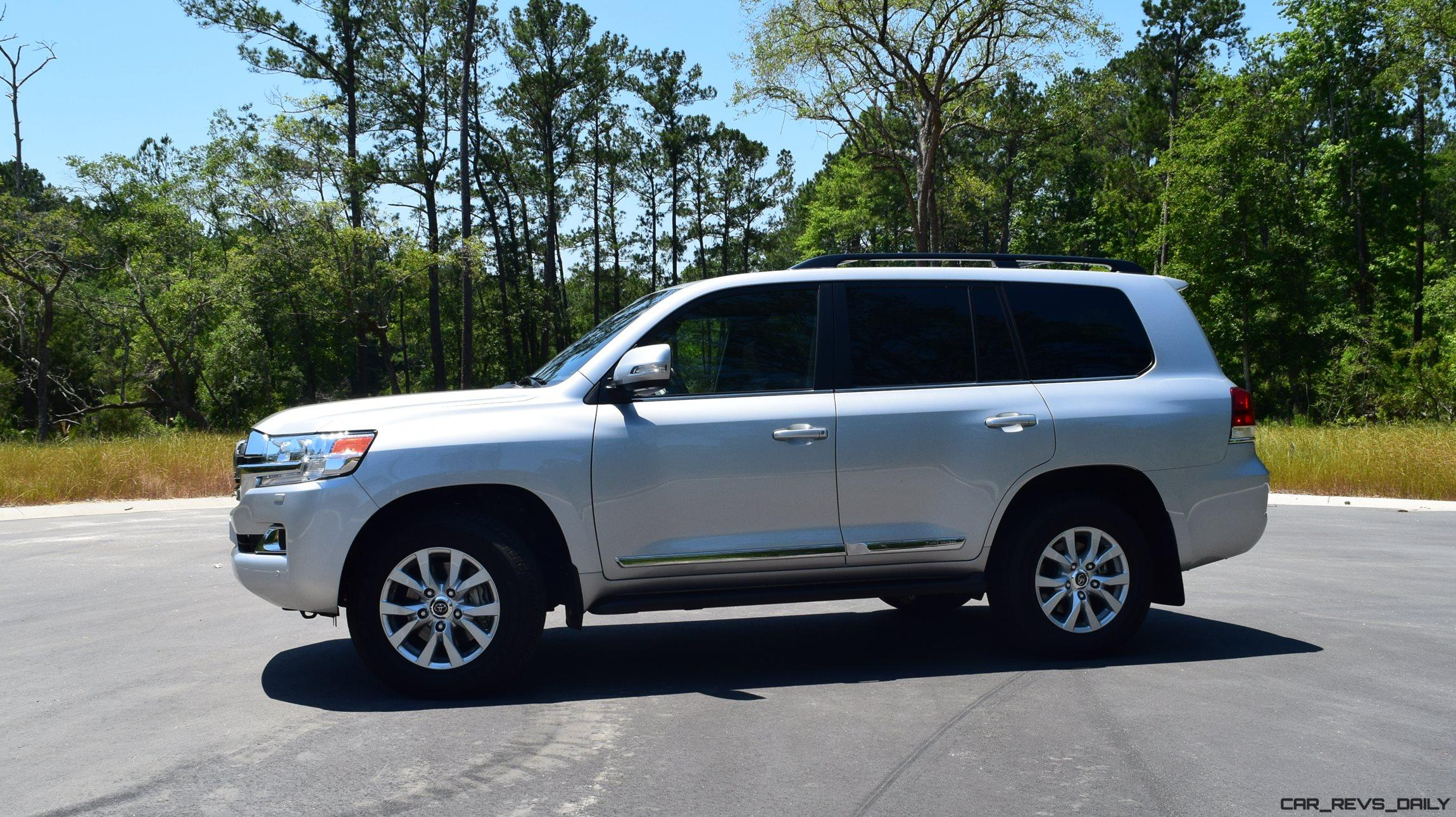 Lastest 2017 Toyota LAND CRUISER  HD Road Test Review  3 Videos