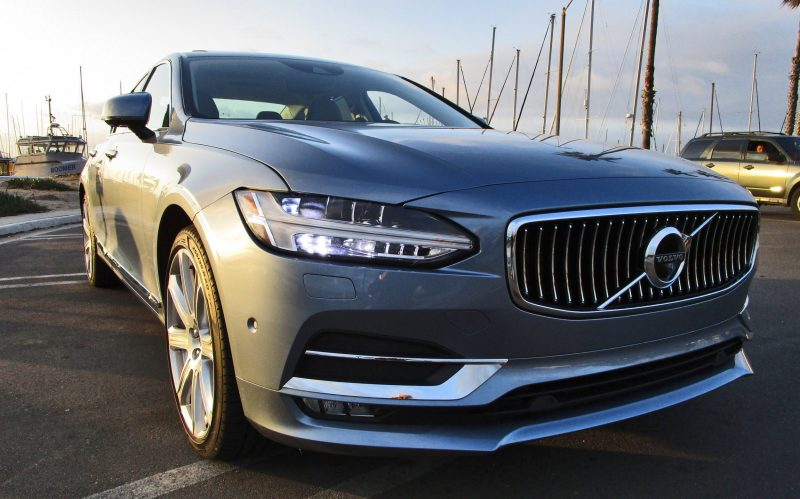 2017 Volvo S90 T6 AWD Inscription 3