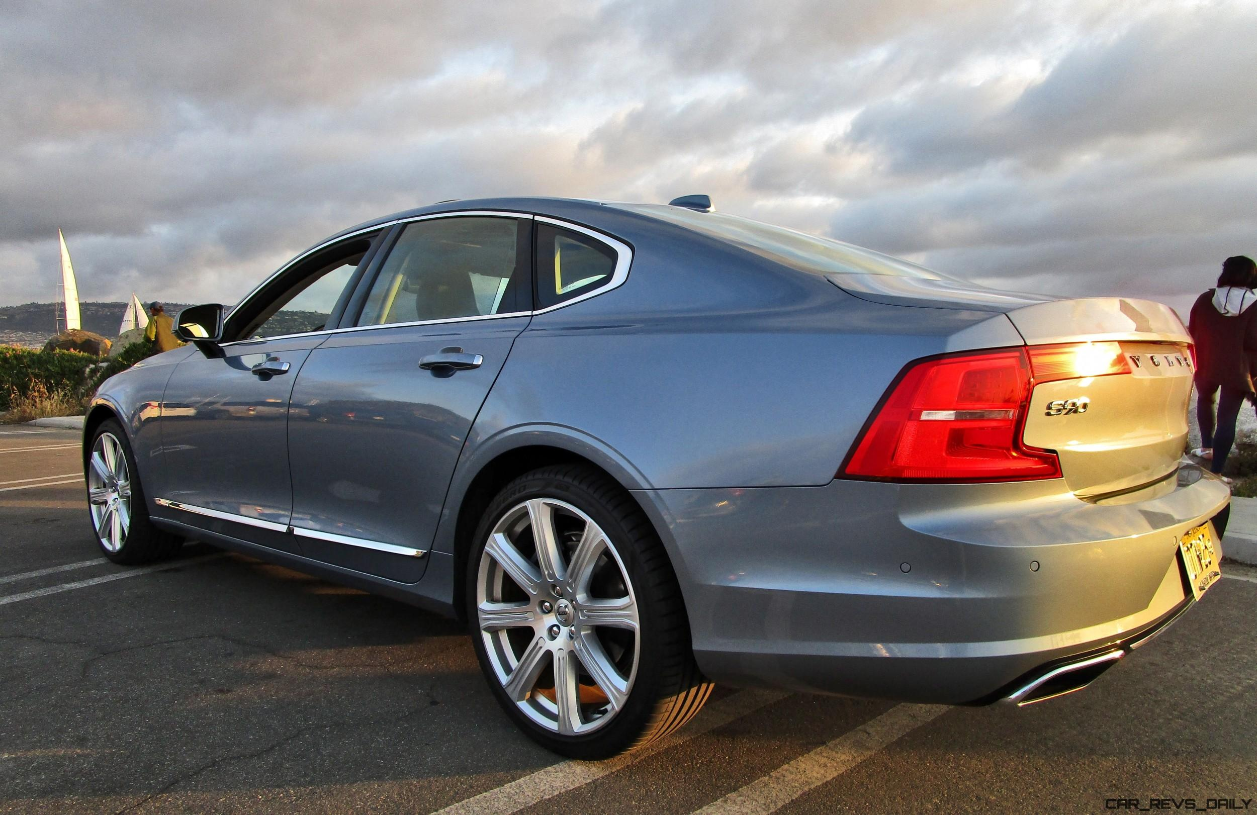 2017 volvo s90 t6 awd inscription road test review by ben lewis. Black Bedroom Furniture Sets. Home Design Ideas