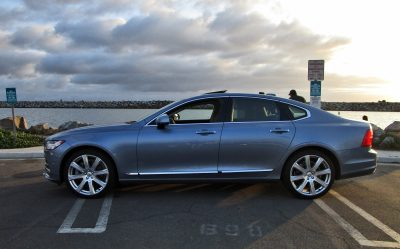 2017 Volvo S90 T6 AWD Inscription 9