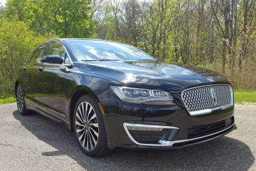 Road Test Review: 2017 Lincoln MKZ 3.0T Black Label – By Carl Malek