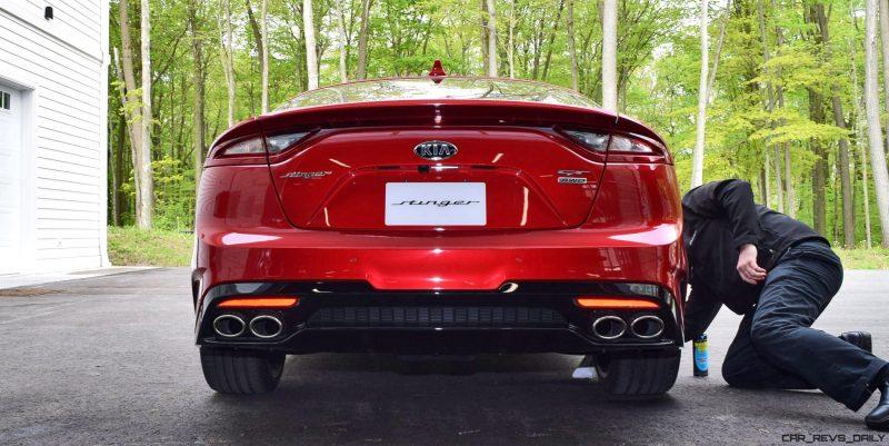 2018 KIA Stinger GT AWD 10