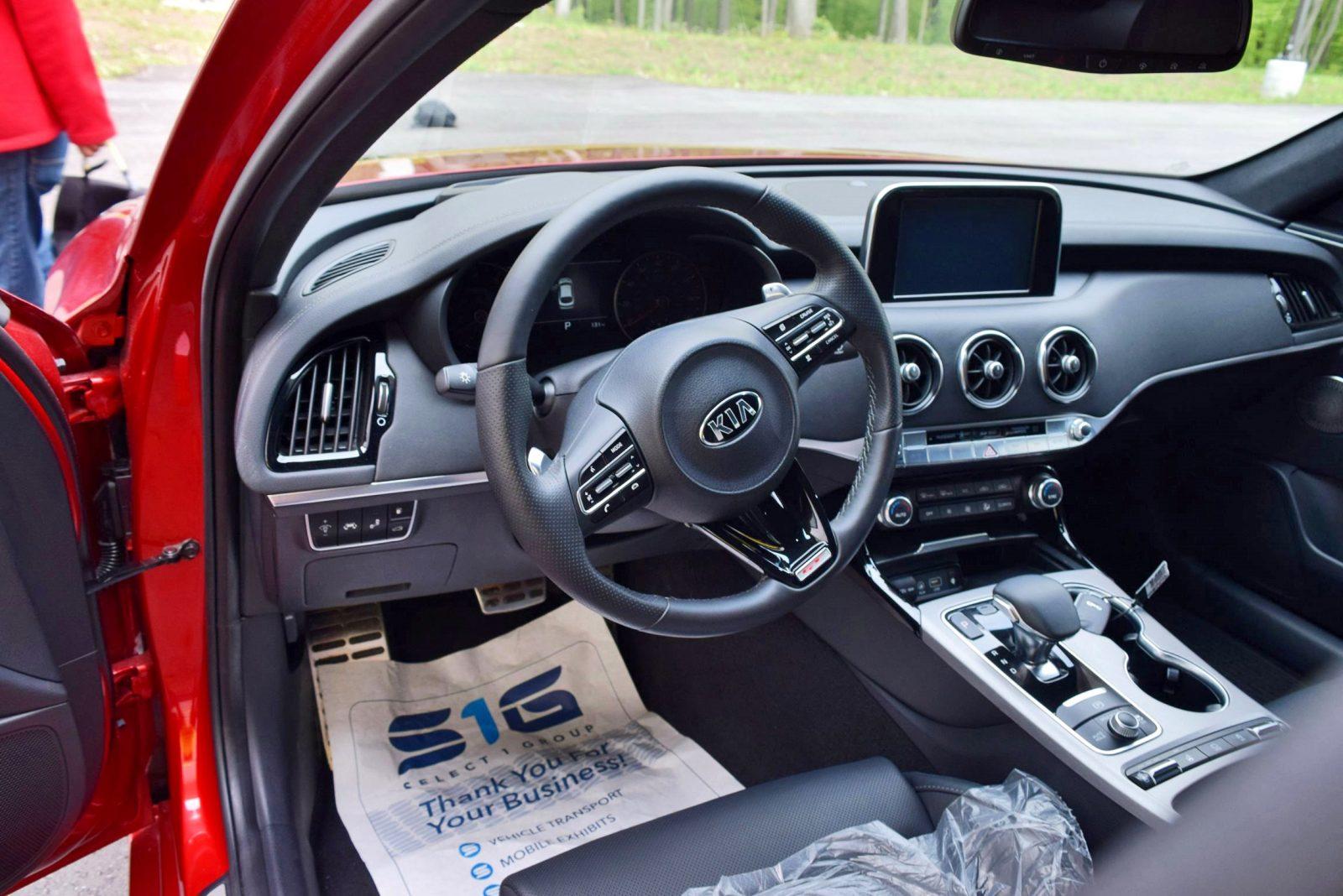 Lexus Latest Models >> 2018 KIA Stinger GT AWD - 4.8s, 167MPH Stats Confirmed - 31 Photos » LATEST NEWS