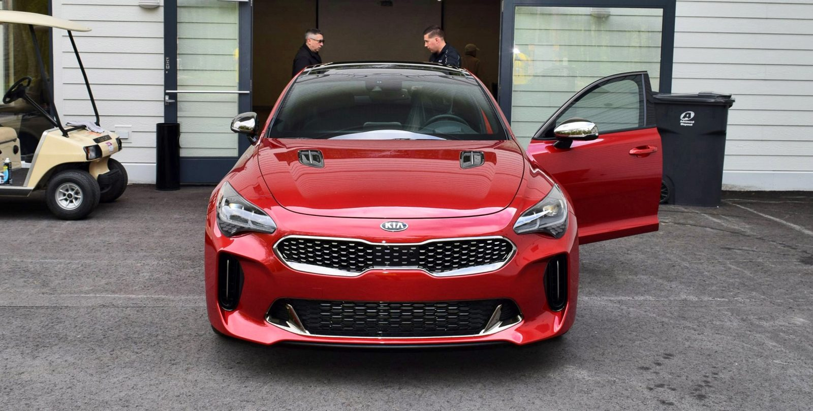 2018 KIA Stinger GT AWD 17