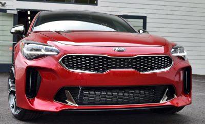 2018 KIA Stinger GT AWD 2