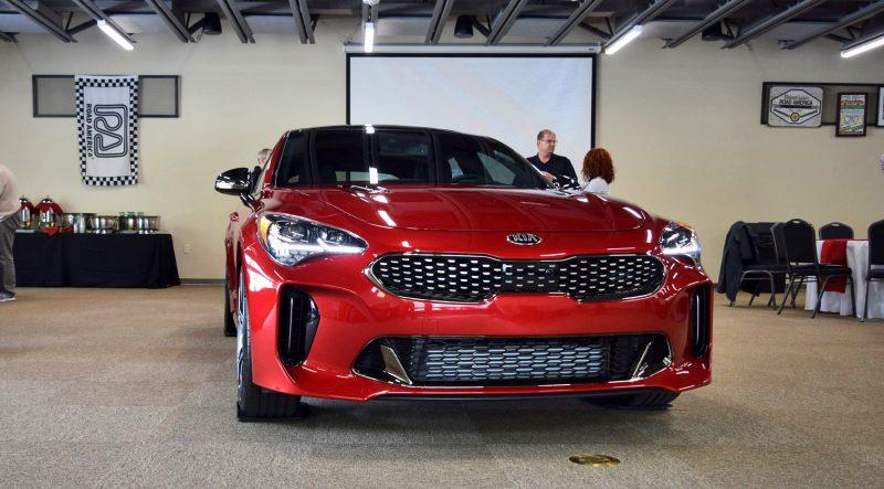 2018 KIA Stinger GT AWD 21