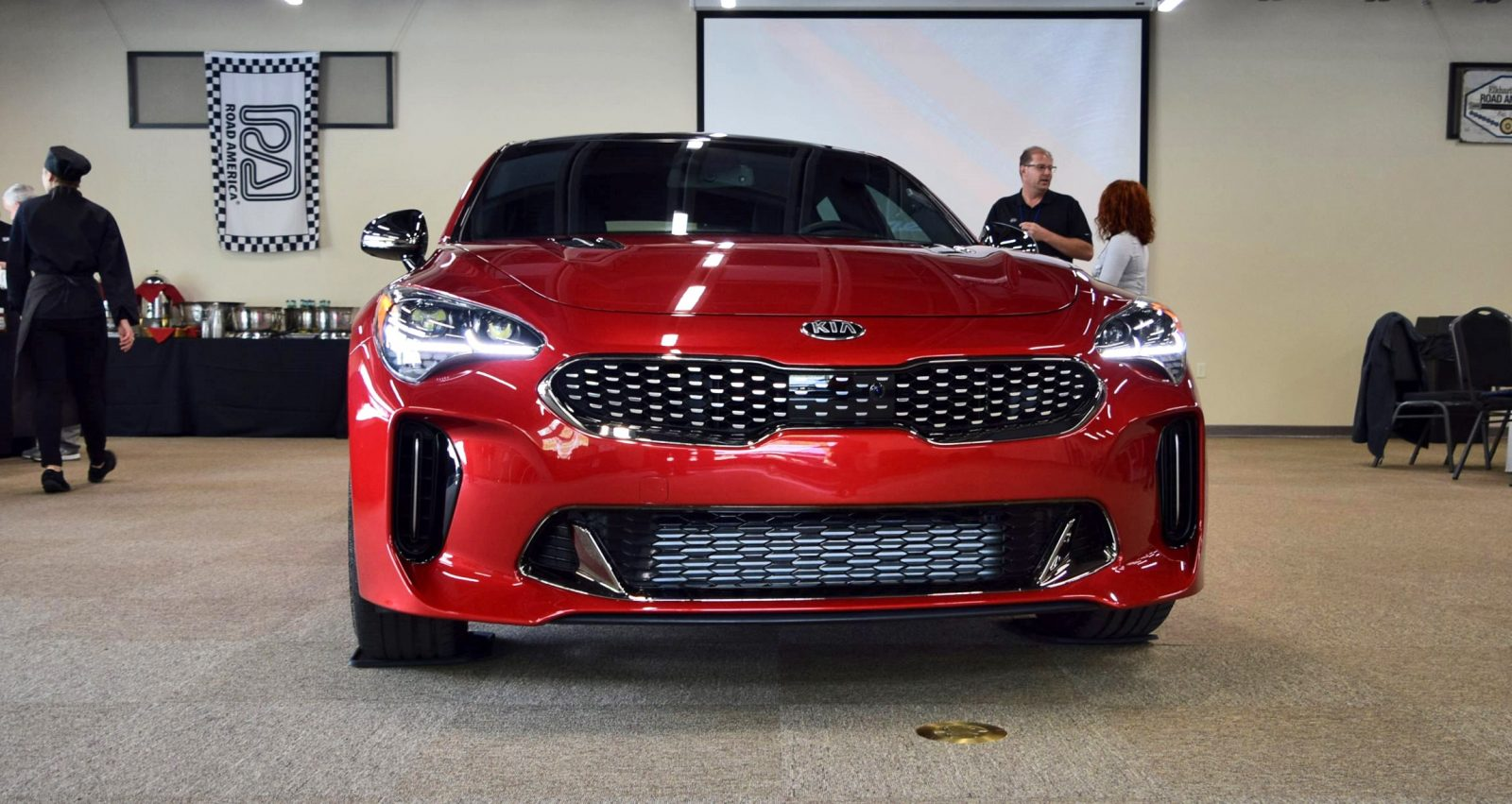 2018 Kia Stinger Gt Awd 4 8s 167mph Stats Confirmed