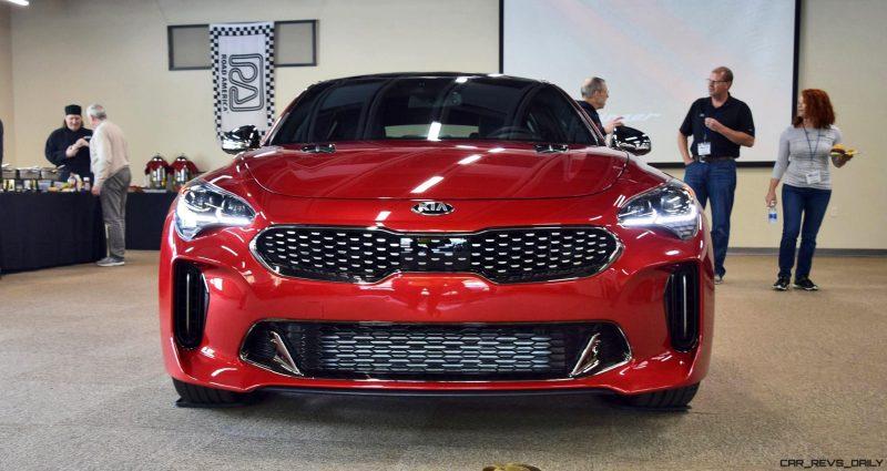 2018 KIA Stinger GT AWD 24
