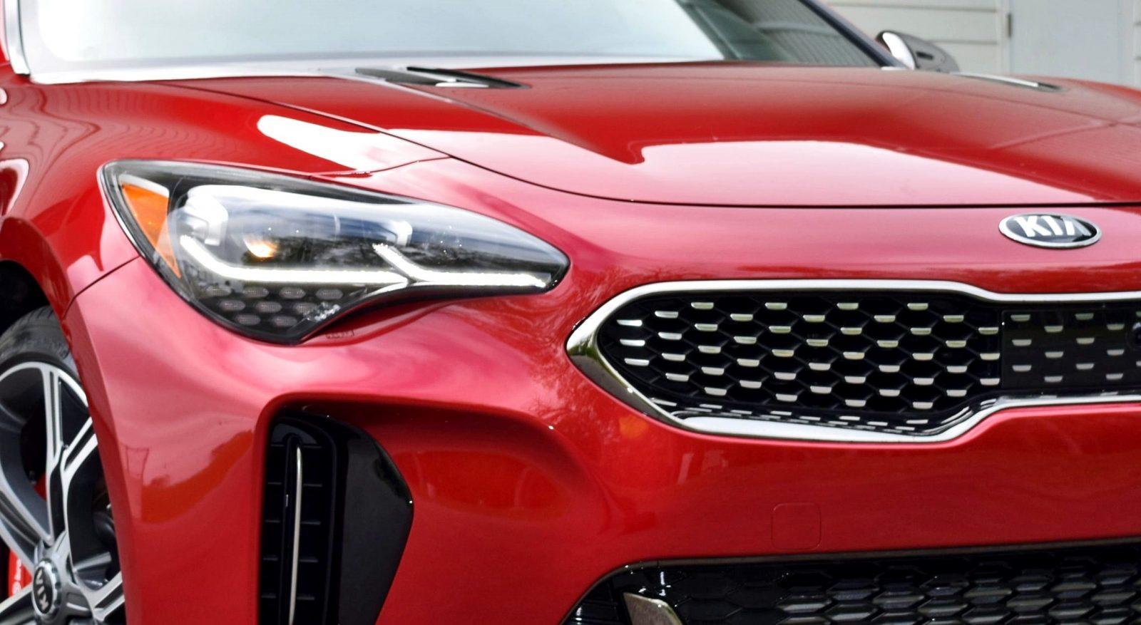 2018 KIA Stinger GT AWD 3