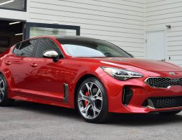 2018 KIA Stinger GT AWD – 4.8s, 167MPH Stats Confirmed – 31 Photos