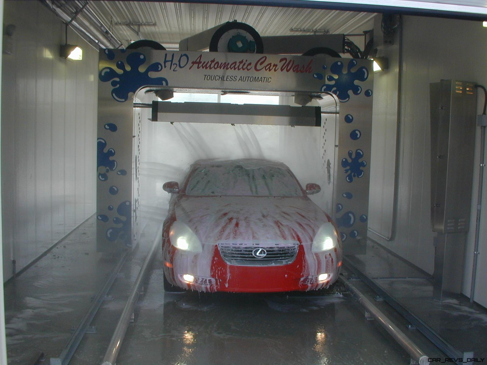 Are Automatic Car Washes Safe For Your Paint? » LATEST NEWS
