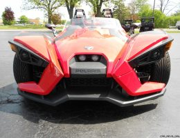 "2017 Polaris Slingshot SL – First Drive Review – By Ken ""Hawkeye"" Glassman"