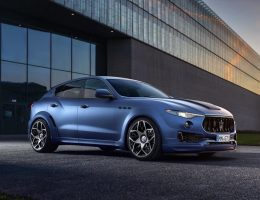 Novitec ESTESO is Designer Widebody Maserati LEVANTE