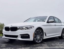 2017 BMW 540i M Sport – First Drive Review + 50-Photo Flyaround