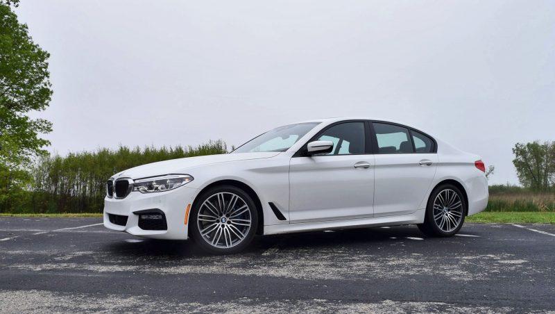 2017 BMW 540i 13