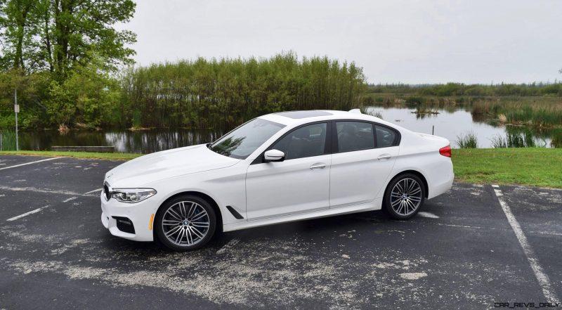 2017 BMW 540i 14
