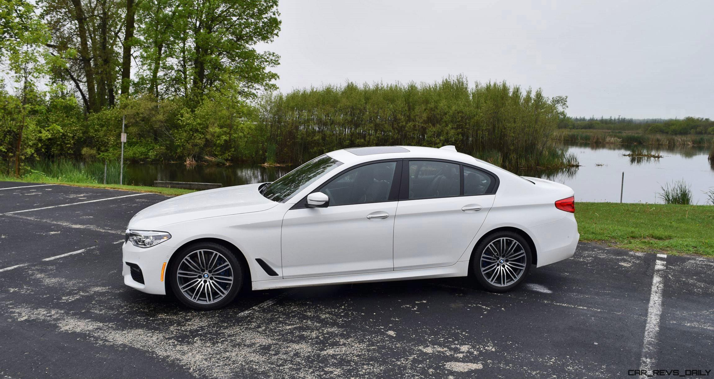 2017 BMW 540i M Sport - First Drive Review + 50-Photo ...