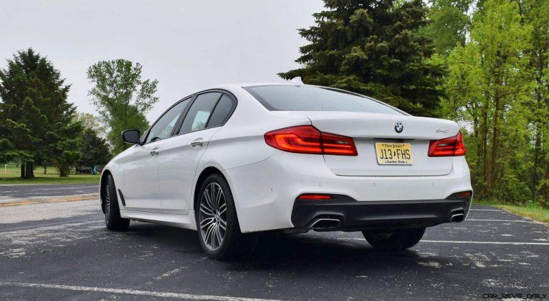 2017 BMW 540i 19