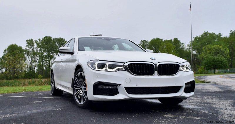 2017 BMW 540i 29