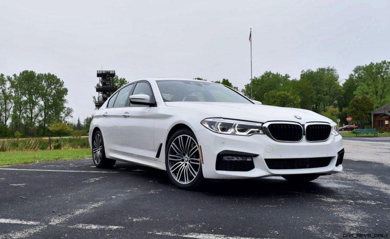 2017 BMW 540i 31
