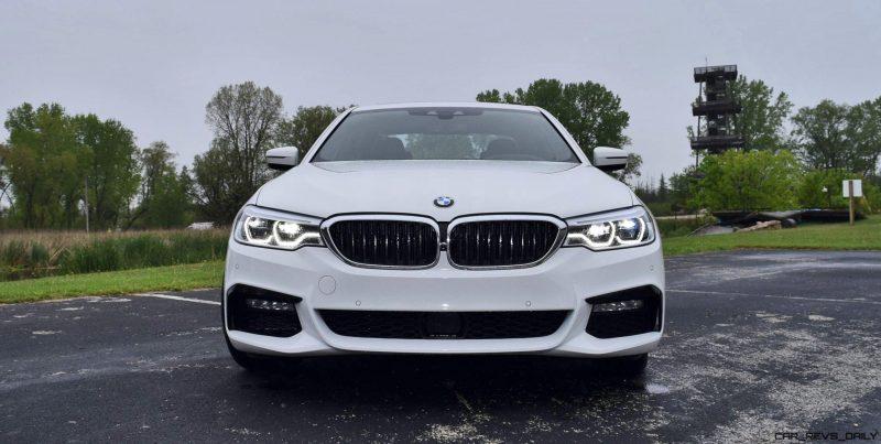2017 BMW 540i 4