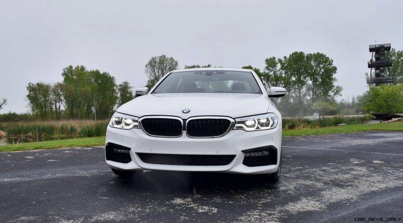 2017 BMW 540i 6