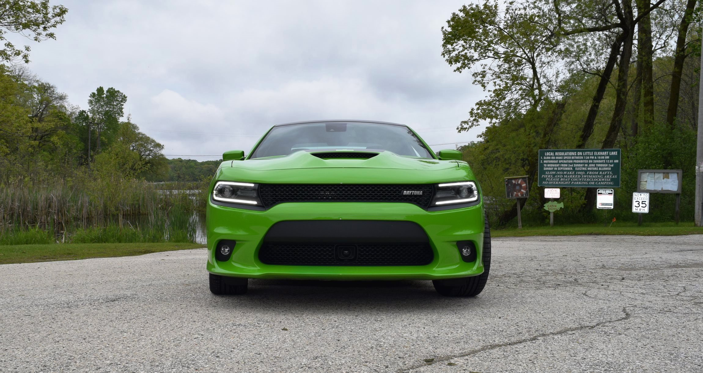 2017 Dodge Charger DAYTONA 1